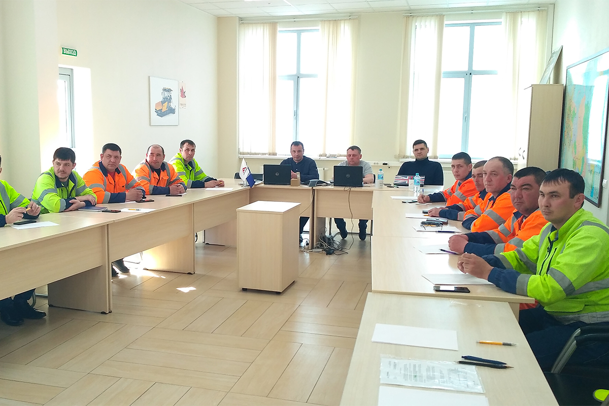 "Training for employees of JSC ""Tatavtodor"""
